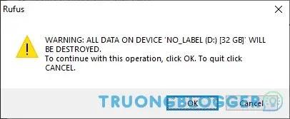 Hướng dẫn tạo USB Boot cài WIN 7, 10 trên cả 2 chuẩn UEFI và LEGACY