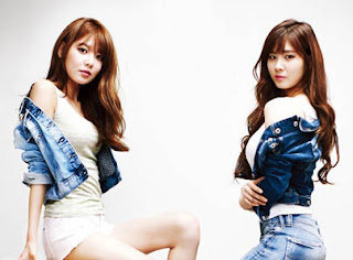 snsd seohyun and sooyoung