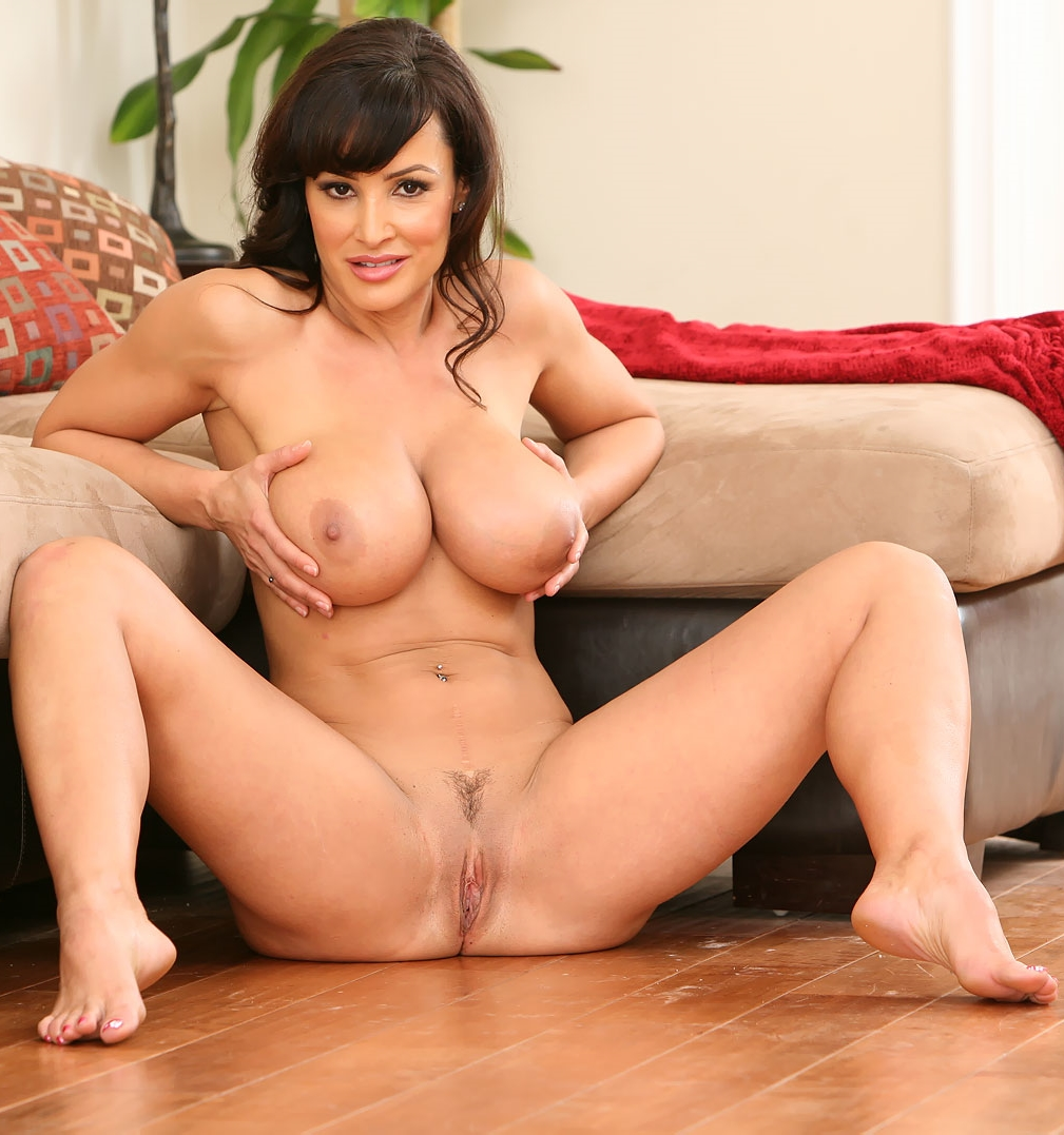 Remarkable, rather Lisa ann only naked