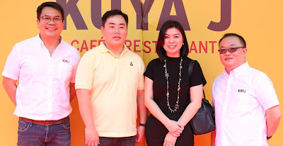 The Newest Kuya J Café + Restaurant in Mandaluyong is Now Open