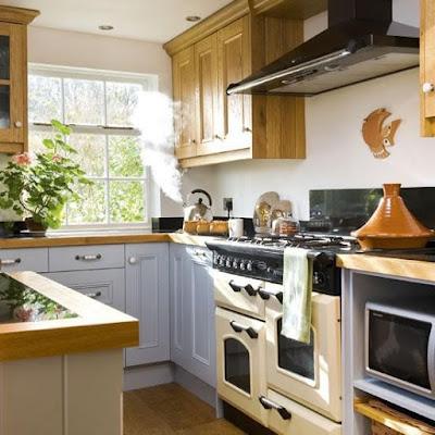 Solusi Untuk Mengatasi Masalah Ruang Dapur Yang Kecil