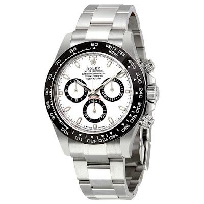 Pajak Rolex Rolex-Cosmograph-Daytona-Stainless-Steel-Oyster-Men-Watch-116500LN RM50,000 kedaipajak.com