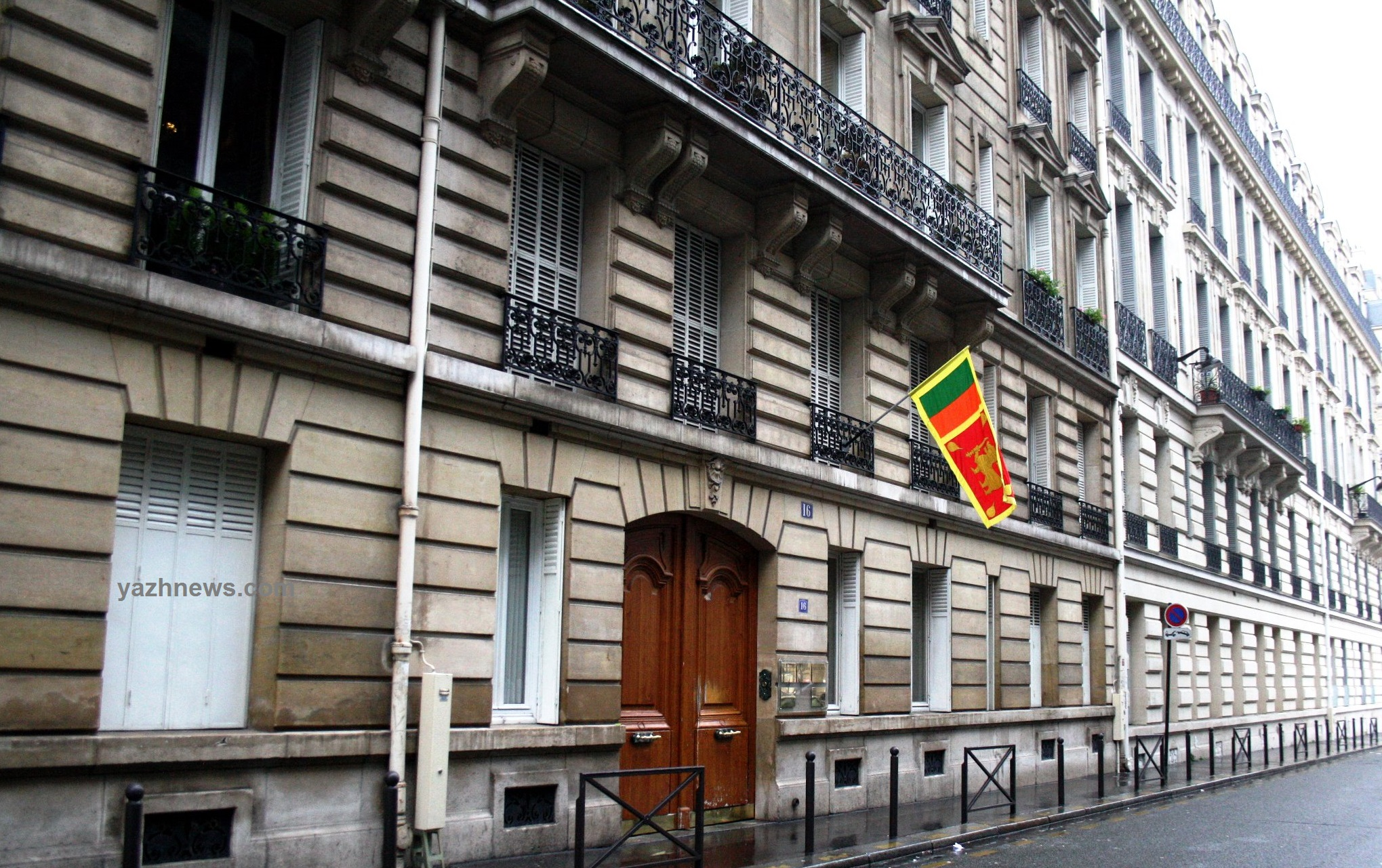 Embassy of Sri Lanka in France - Yazhnews