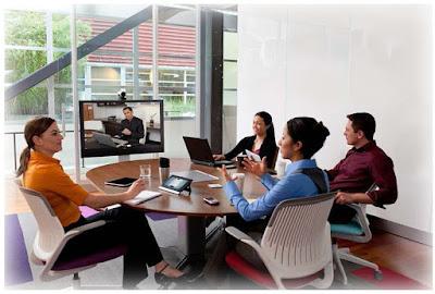 Tìm hiểu đôi nét về thiết bị hội nghị truyền hình Cisco
