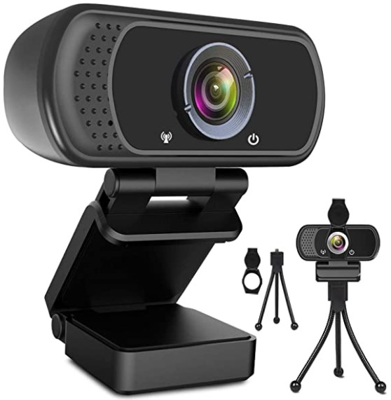 ToLuLu Webcam HD 1080p Web Camera