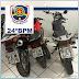 Polícia recupera três motos roubadas dentro de residência em Santa Cruz do Capibaribe