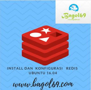 Install  Redis  di  Ubuntu  16.04