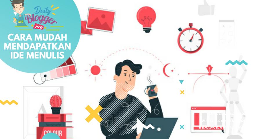 3 Cara Memunculkan Ide Yang Bisa Kamu Gunakan Untuk Berlatih Menulis Dalam Bahasa Inggris - English Writing #2