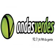 Ouvir agora Rádio Ondas Verdes FM 92,7 - Catanduva / SP