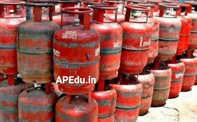 Cooking gas prices again an increase of Rs 25 per cylinder.  Details of latest rates