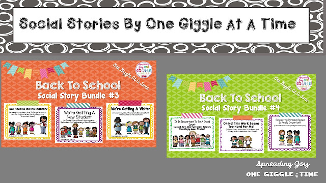Learn about how using social stories can help build your classroom environment in a positive, natural way!