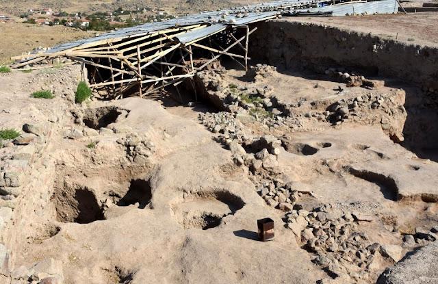 Millennia-old Hittite construction found in central Turkey