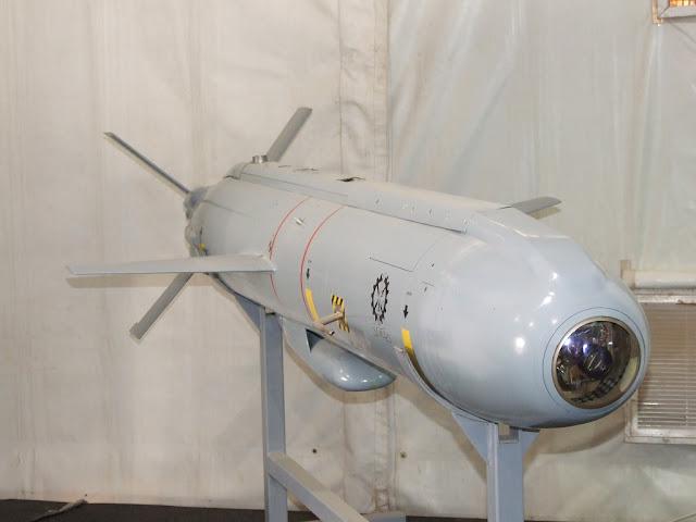 صاروخ دليلة Delilah الاسرائيلي missile