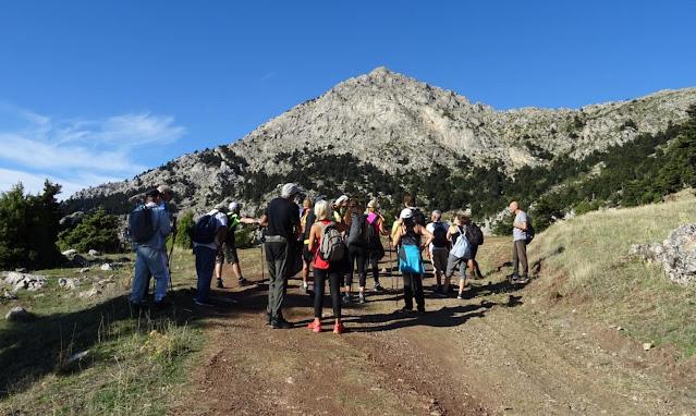Τρεις εξορμήσεις για την Βουνοπαρέα Αργολίδας τον Οκτώβριο