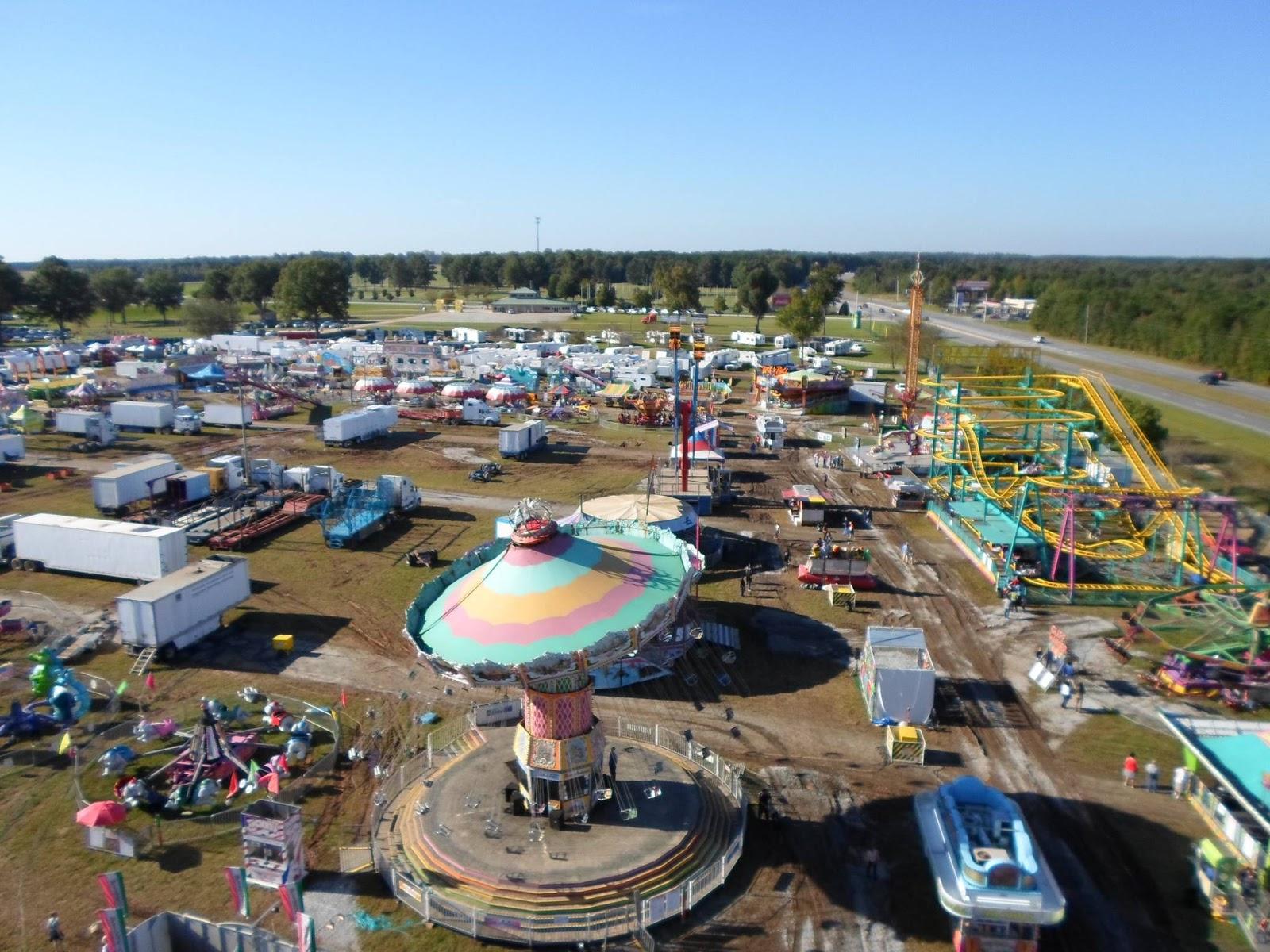 Ga State Fair Atlanta Motor Speedway Frame Design
