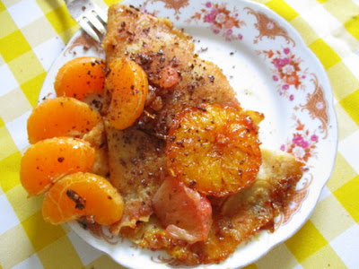 narancsos palacsinta