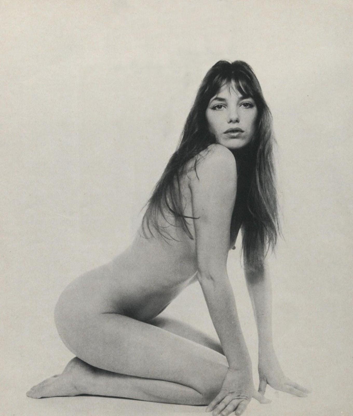 Swedish Bond Girl Bombshell Britt Ekland Naked
