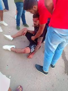 حادث عمرو زكى