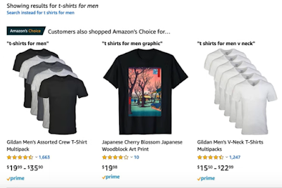 T-Shirt Designer Marsh by Amazon