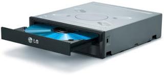 Optical Disk Drive Komputer