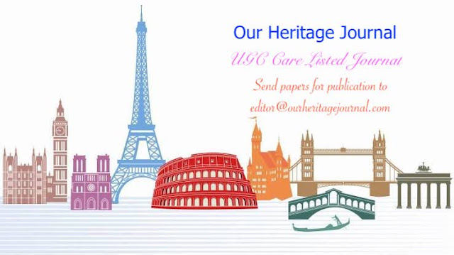 Our Heritage Journal - UGC Care Listed