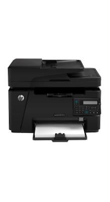 HP LaserJet Pro MFP M127fn Printer Installer Driver & Wireless Setup
