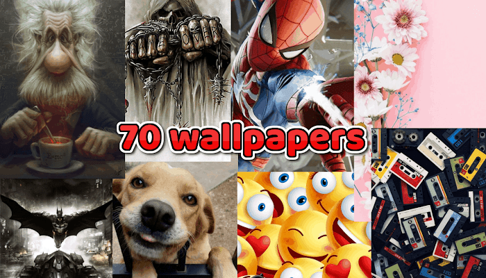 70 sfondi per Smartphone e iPhone