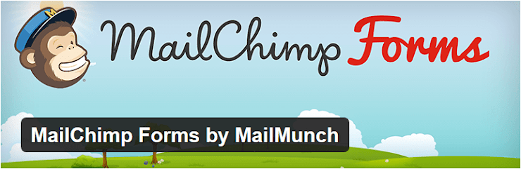 MailMunch MailChimp Form plugin for WordPress
