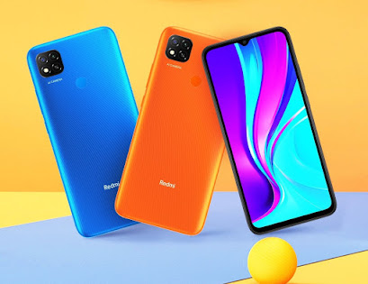 Redmi 9 price in India
