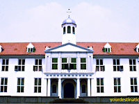 History and the Origin of the Building of Jakarta Fatahillah Museum Building