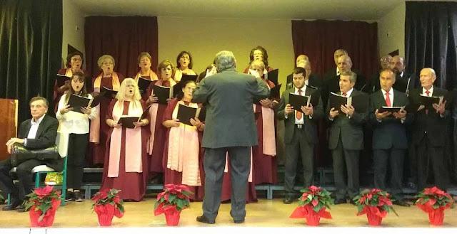 """Η χορωδία του Πολιτιστικού Συλλόγου Άργους """"Τελέσιλλα"""" σε φεστιβάλ στο Δήμος Βουλιαγμένης"""
