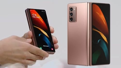 Two big issues with the Galaxy Z Fold 2