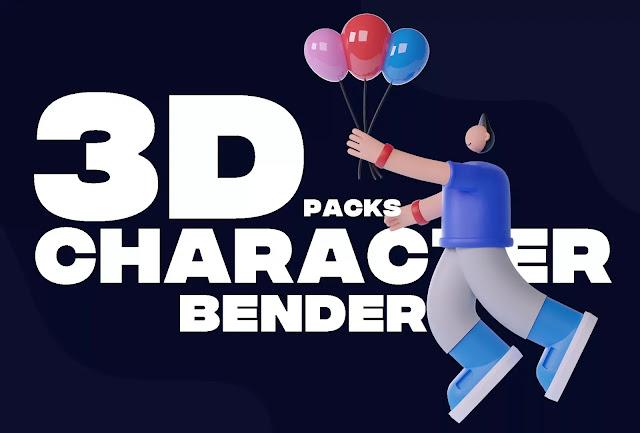 3d-character