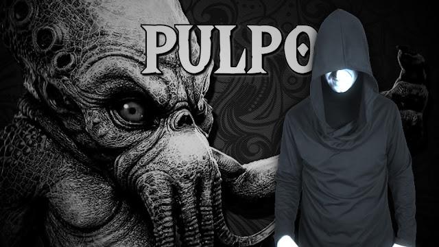 Pulpo Extraterrestre