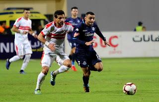 موعد والقنوات الناقلة لمباراة الزمالك وبيراميدز اليوم في نهائي كأس مصر