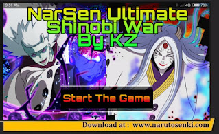 Download Naruto Senki Ultimate Shinobi War Mod by KZ Apk