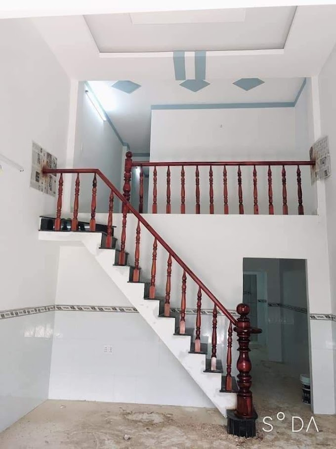Cần bán căn nhà gác đúc ở An Phú, Thuận An, Bình Dương.