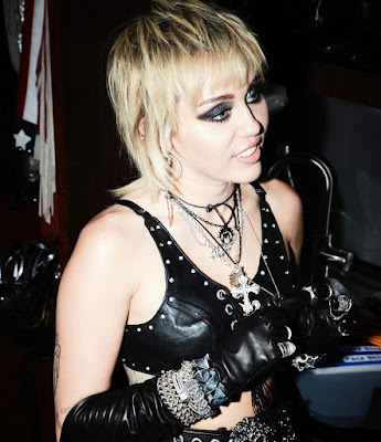 Miley Cyrus Heart of Glass