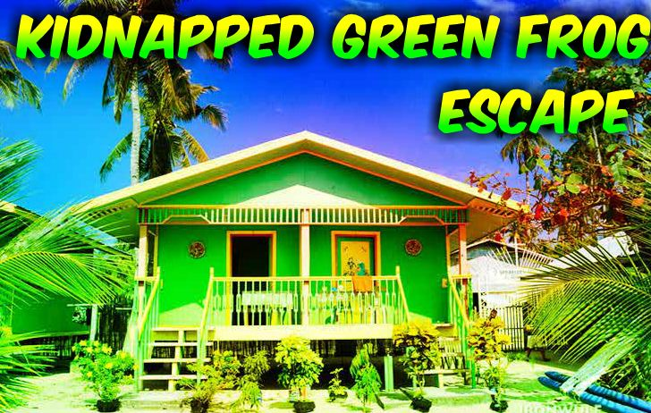 AvmGames Kidnapped Green Frog Escape Walkthrough