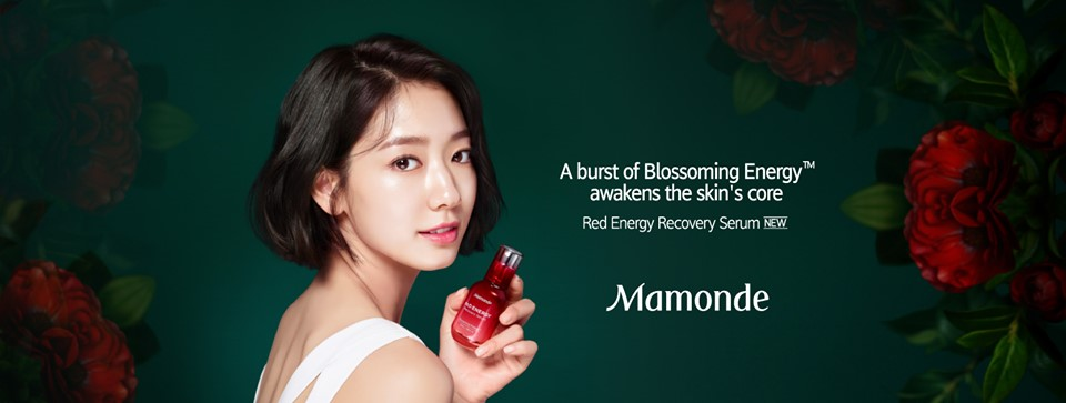 [EVENT] PARK SHIN HYE OFFICIATES THE LAUNCH OF  MAMONDE RED ENERGY RECOVERY SERUM AT WATSONS STORES