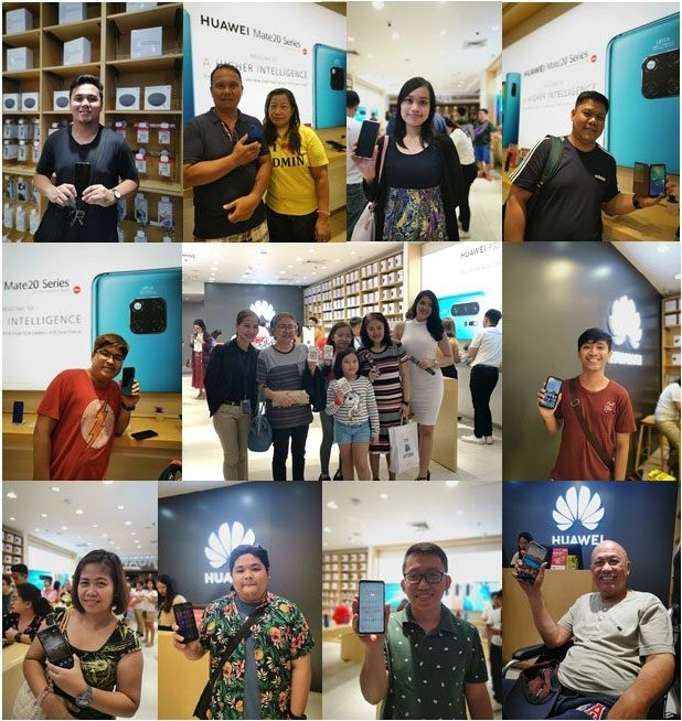 Huawei Service Day Success a testament of Brand's Unwavering Customer Support