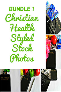 Bundle 1 Christian Health Styled Stock Photos