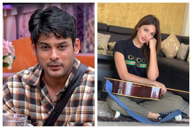 bigg boss latest update about sidharth shukla and mahira sharma