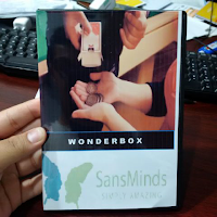 sans mind magic wonder box