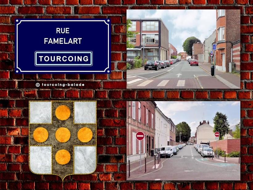 Rue Famelart, Tourcoing