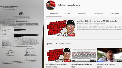 Nabi Disebut Lebih Dekat dengan Jin, MuhammadKece Dipolisikan, DS Malah Ungkit Kristen Dihina Kenapa Ndak Ribut