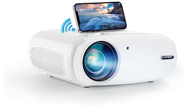 VIMGO 5G wifi Projector