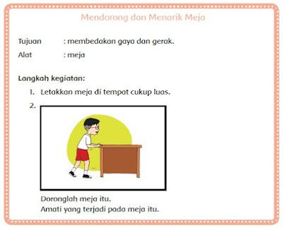 Kunci Jawaban Kelas 4 Tema 8 Subtema 1 Pembelajaran 1