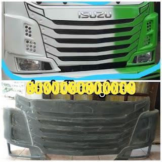 Grill lengkap truk Isuzu Giga Transformer