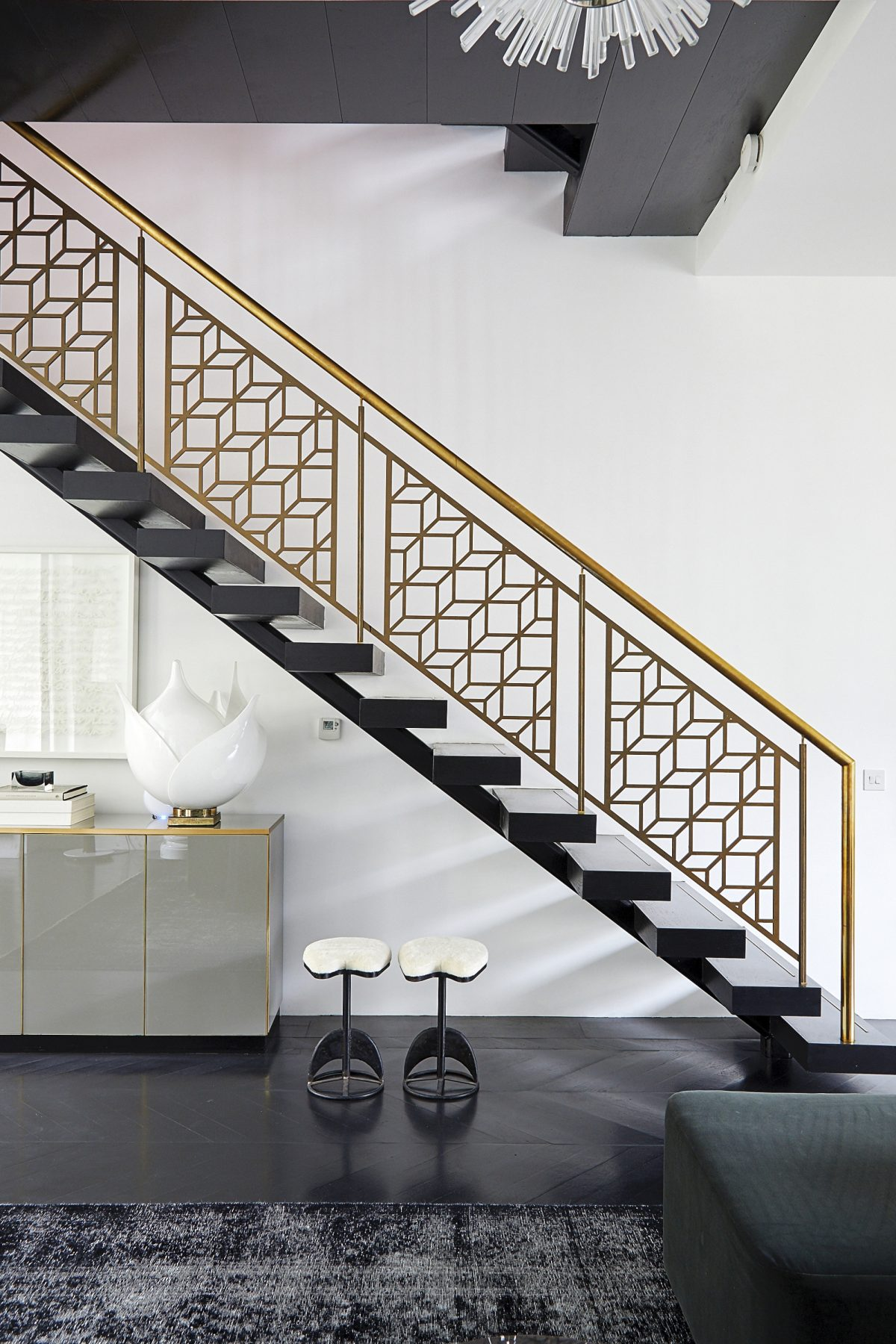 HOUSE BEAUTIFUL: MODERN GLAMOUR